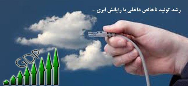 مصاحبه با روزنامه ایران در خصوص رایانش ابری